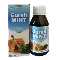 Al Afiat Sirup Gurah Mint 125ml