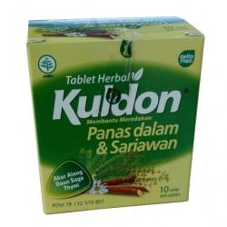 Kuldon Sariawan (10 Strip x 4 Tablet)
