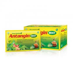 Antangin Mint Syrup (12s @ 15ml)
