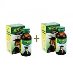 Appeton Taurine Syrup 60ml (ED: Mar 21) (BUY 1 GET 1)