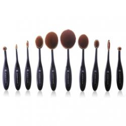 Armando Caruso 840 Multi Purpose Makeup Brush Set 10P