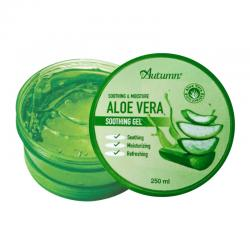Autumn Soothing and Moisture Aloe Vera Soothing Gel 250ml