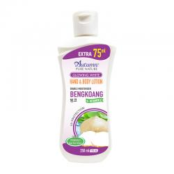 Autumn Glowing White Bengkoang Hand and Body Lotion 250ml extra 75ml