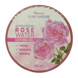 Autumn Pure Nature Rose Water Soothing and Moisture Gel 250ml