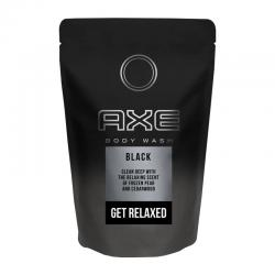 Axe Body Wash Black Get Relaxed Refill 450ml