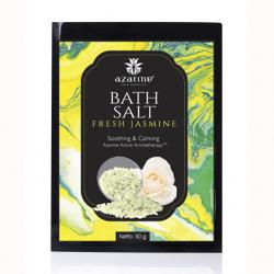 Azarine Bath Salt Fresh Jasmine 50gr