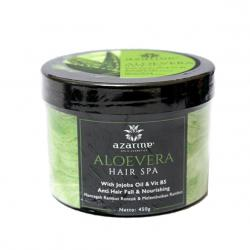 Azarine Hair Spa Aloevera 450gr