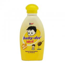 Baby Dee Baby Oil Honey 200ml
