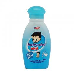 Baby Dee Baby Oil Milk 100ml