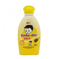 Baby Dee Baby Oil Honey 100ml