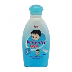 Baby Dee Baby Oil Milk 200ml