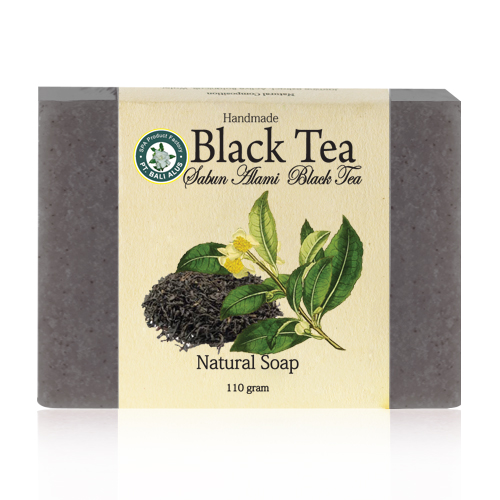 Bali Alus Sabun Natural Spa Black Tea 110gr | Gogobli