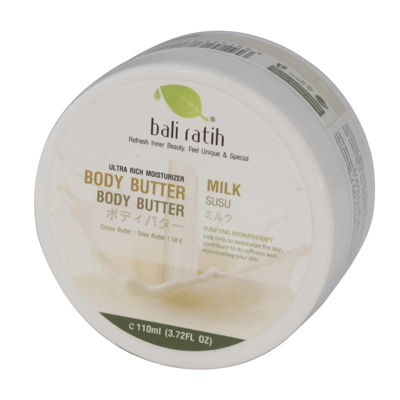 Bali Ratih Body Butter Milk 110ml | Gogobli