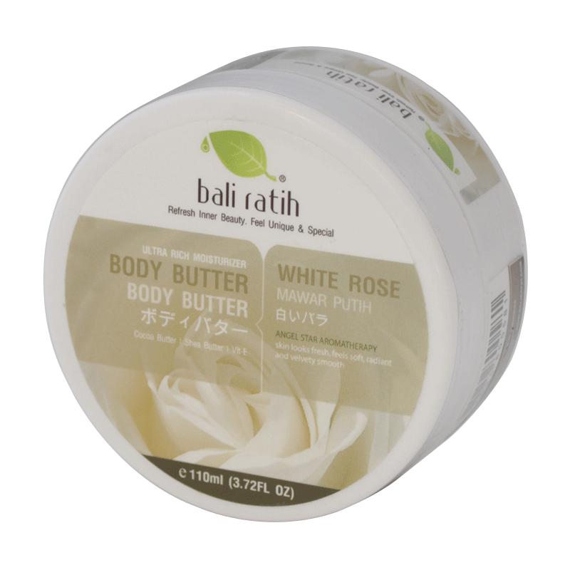 Bali Ratih Body Butter White Rose 110gr   Gogobli