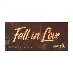Barry M Brow Eyeshadow Palette Fall In Love 7gr