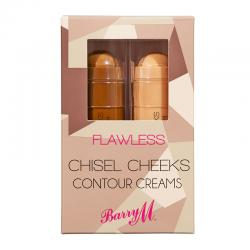 Barry M Flawless Chisel Cheks Contour Cream 14.5gr