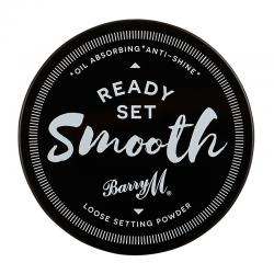Barry M Ready Set Smooth Loose Setting Powder 5.2gr