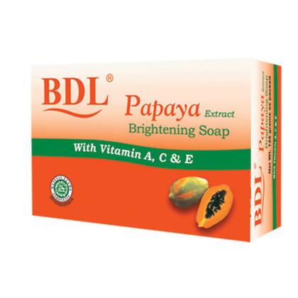 Jual Bdl Brightening Soap Papaya 128gr Gogobli
