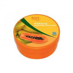BDL Body Scrub Papaya 200gr
