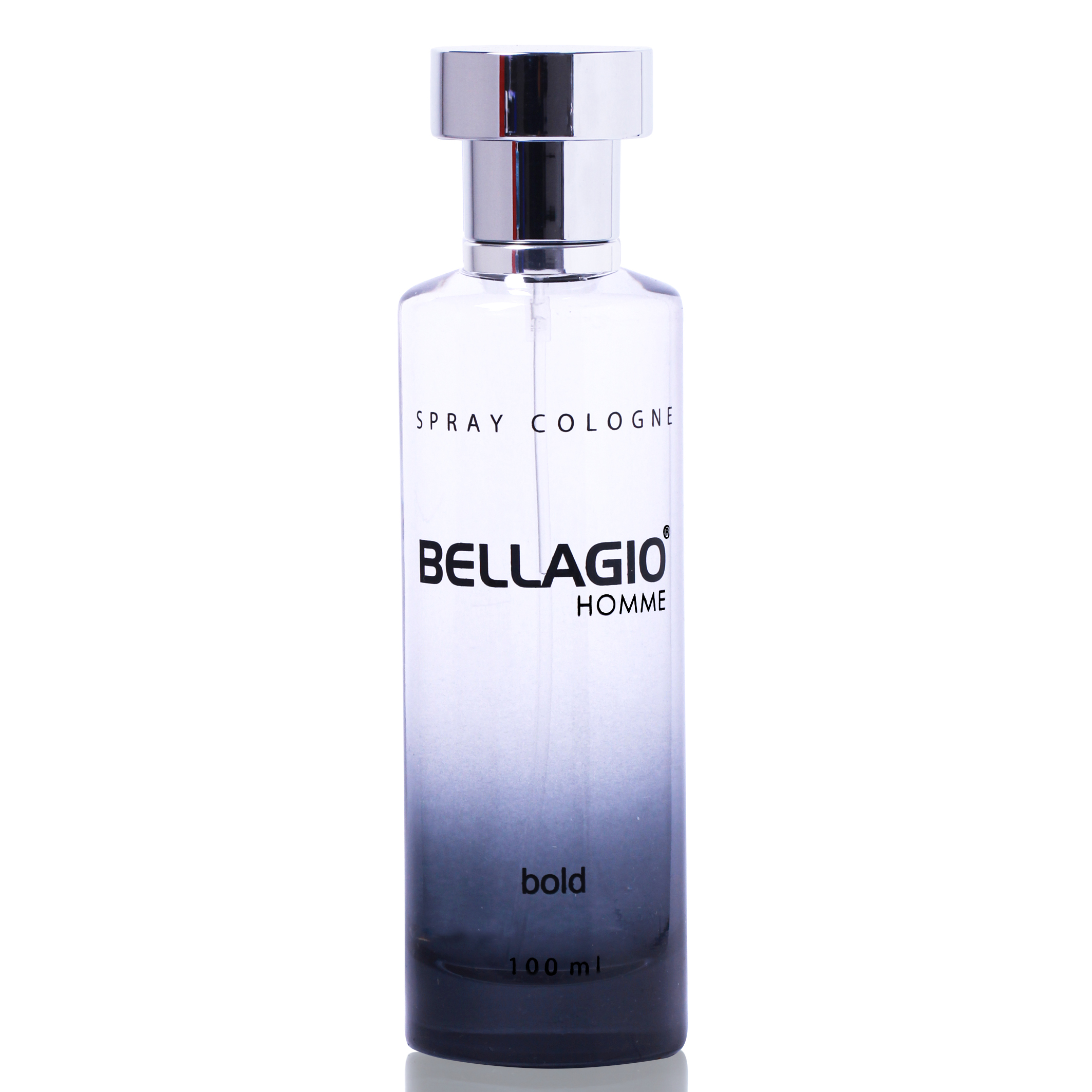 Bellagio Perfume  | Bellagio Spray Cologne Black (Bold) 100ml | gogobli