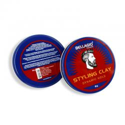 Bellagio Homme Styling Clay Dynamic Hold Red 90gr