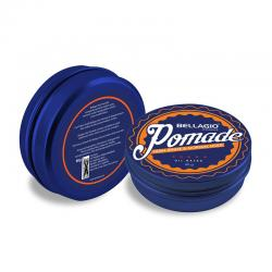 Bellagio Homme Pomade High Shine and Normal Hold (Orange) Oil Based 80gr