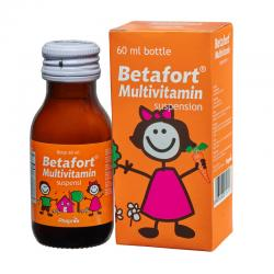 Betafort Multivitamin Syrup 60ml