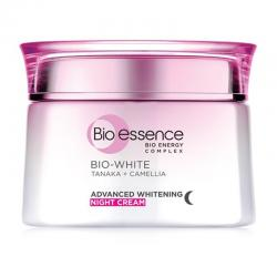 Bio Essence Bio-White Advanced Whitening Night Cream 50gr