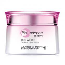 Bio Essence Bio-White Advanced Whitening Day Cream (SPF 20) 50gr