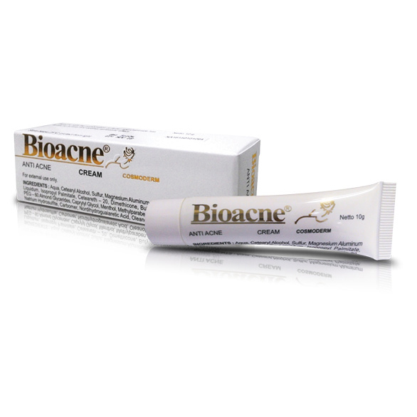 Bioacne Anti Acne Cream 10gr | Gogobli