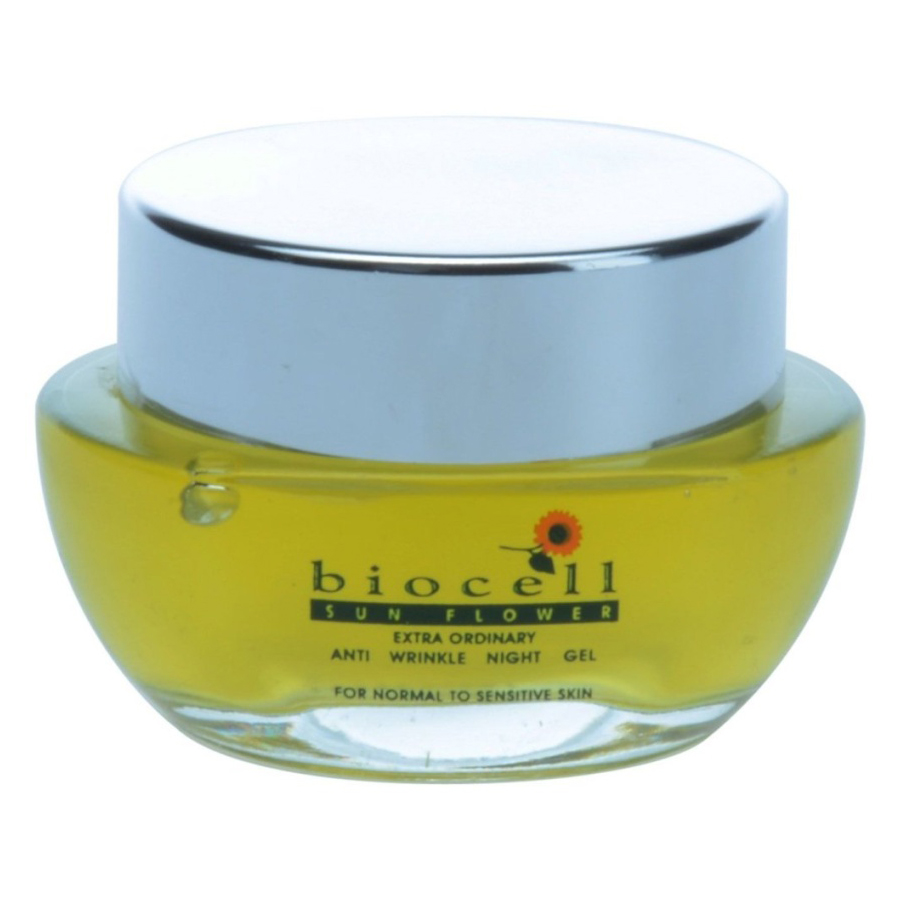 harga Biocell Night Gel Sunflower 60 gr Gogobli.com