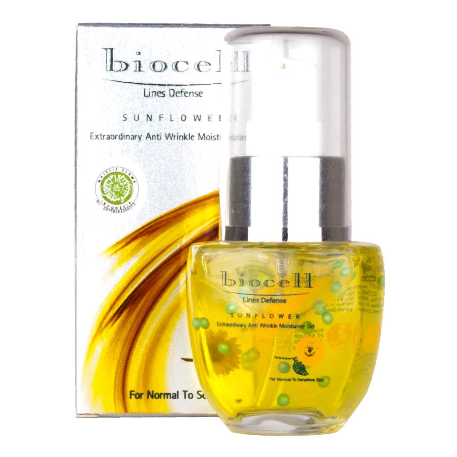 harga Biocell Moisturizer Gel Sun Flower 30 gr Gogobli.com