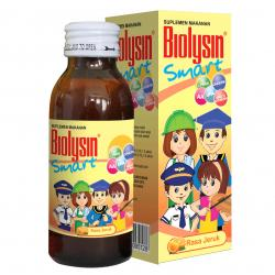 Biolysin Smart Rasa Jeruk 100ml