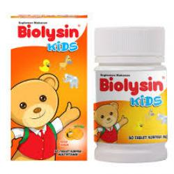 Biolysin Kids Orange 30tab