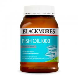Blackmores Fish Oil 200 Capsules