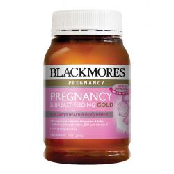 Blackmores Pregnancy and Breast Feeding Gold 180 Tablet