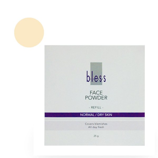 Bless Refill Face Powder Beige 25 Gr