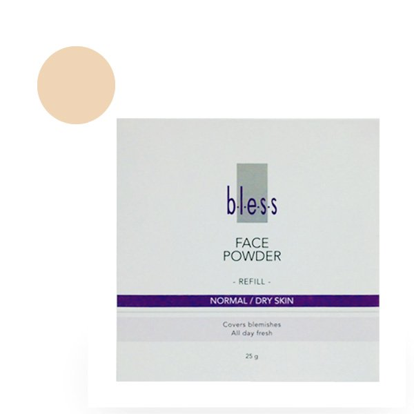 Bless Refill Face Powder Ivory 25 Gr