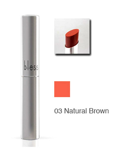 Bless Care Lipstick Natural Brown 2 Gr