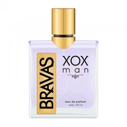 Bravas Eau De Perfume XOX Man In Black 100ml