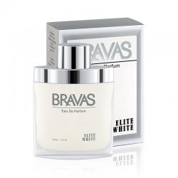 Bravas Eau De Perfume Elite White 100ml