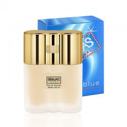 Bravas Original Eau De Perfume Blue 100ml