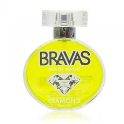 Bravas Eau De Perfume Diamond 75ml