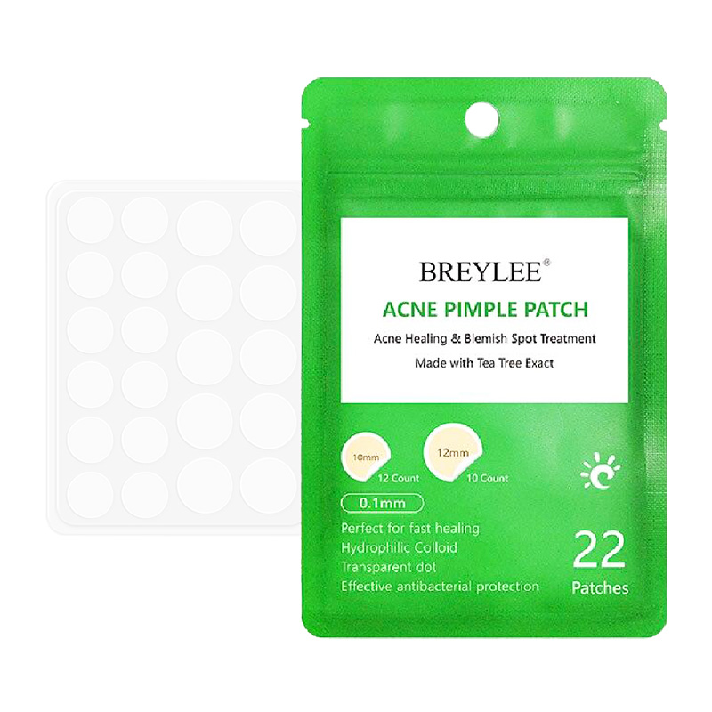 Breylee Acne Pimple Patch Day 0.1mm  22 Patches | Gogobli