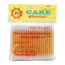 Care Sweetsalt Regular Cotton Buds Pack 100s