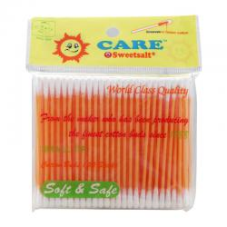 Care Sweetsalt Extra Fine Cotton Buds For Baby Pack 100s