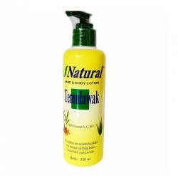 V Natural Hand Body Lotion 250ml