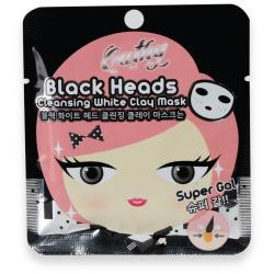 Cathy Doll Black Heads Cleansing White Clay Mask 25Gr