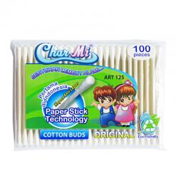 Charmi Cotton Buds ART-125 (100pcs)
