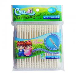 Charmi Cotton Buds ART-127SP (50+1pcs)